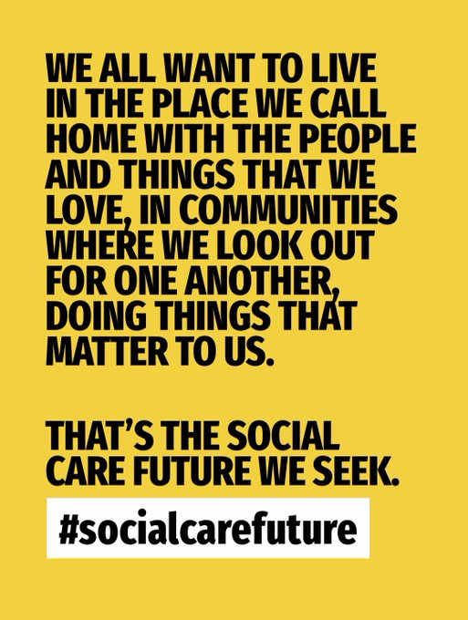 People first 'Social Care 360'